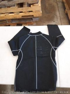 you're sexy Ly men's exercise shirt extra large