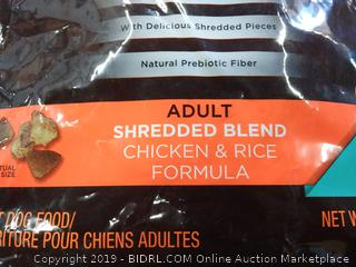 Purina Pro Plan adult shredded blend Dog Food 6lb Bag