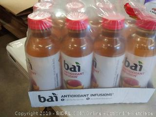 Bai Flavored Water Malawi Mango Antioxidant Infused Drinks 18