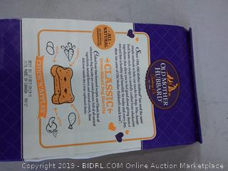 Old Mother Hubbard Crunchy Classic Natural ChickNApples Mini 3 count