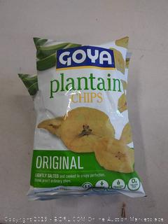 Goya Plantain Chips -- 5 oz | Ralphs Ship (pack of 4)