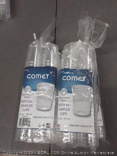 comment heavyweight plastic portion sampler cups pack of 4