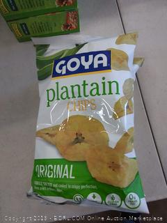 Goya Plantain Chips -- 5 oz | Ralphs Ship( pack of 4)