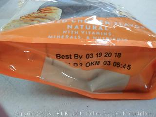 variety pack of Nutro dog treats