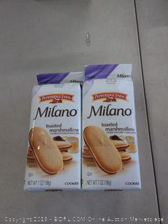 Pepperidge Farm Milano® Cookies Toasted Marshmallow -- 7 oz (pack of 4)