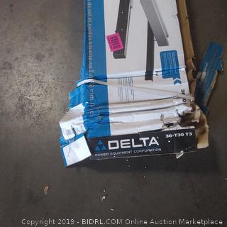 Delta Power Equipment fencing system