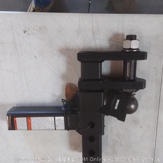 adjustable ball mount with Clevis Reese brand