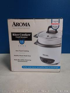 Aroma Aroma 6-Cup Pot Rice Cooker(Factory Sealed) COME PREVIEW!!!!