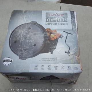 Deluxe Dutch Oven