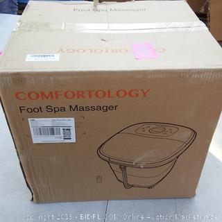 Comfortology Foot Spa Massager