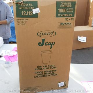 J Cup 1000 pcs