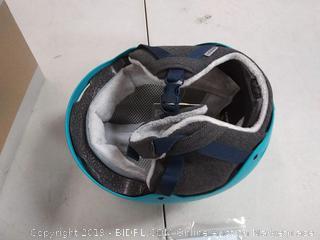 gyro Ledger FSM IPS women's medium bike helmet teal