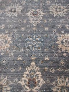 Gertmenian Traditional Rug Prime Label Oriental Area Carpet, 2.5 x 4 Scatter, Distressed Vintage Gray