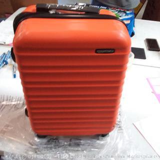 Hardwire Luggage Cabin Size Burnt Orange