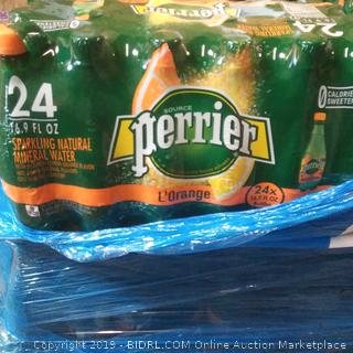 Perrier Sparkling Natural mineral water