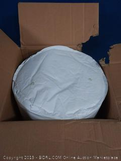 Zinus Ultima Comfort Memory Foam 10 Inch Mattress, Twin (online $160)