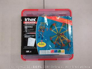 K'Nex Education - Introduction to Simple Machines: Levers & Pulleys