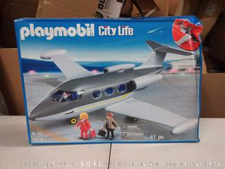 Playmobil 5619 Private Jet Plane Ages 4+ New Toy Plane