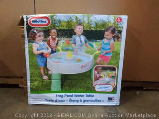 Little Tiles Frog Pond Water Table