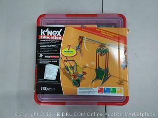 STEM Set Piece Piece 744476786104 Education Machines 178