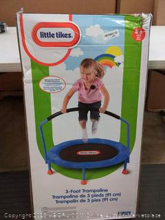 Little Tikes 3' Trampoline