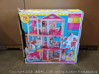 MATTEL BARBIE DREAM House Doll 3 Story with Furniture 4 Foot Tall