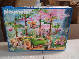 PLAYMOBIL® Magical Fairy Forest Playset Multicolor