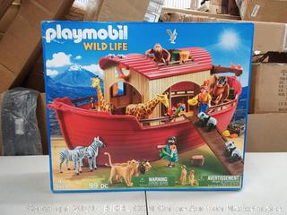 Playmobil 9373 Wildlife Noah's Ark