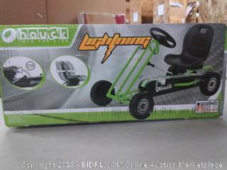 Hauck Lightning Pedal Go-Kart- Race Green