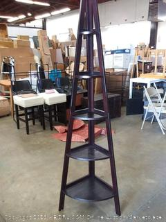 5 tier Cherry display stand