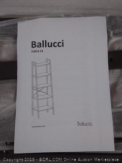 Ballucci Shelf