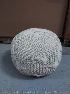 Christopher Knight knitted cotton Poul