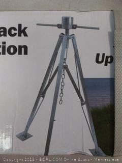 Ultra-Fab 19-950001 King Pin Tripod 5th Wheel Stabilizer (online $103)