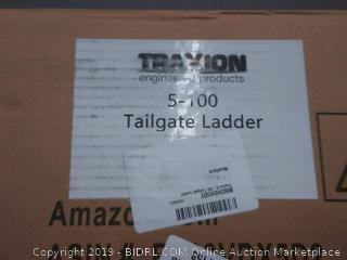 traction 5 - 100 tailgate ladder