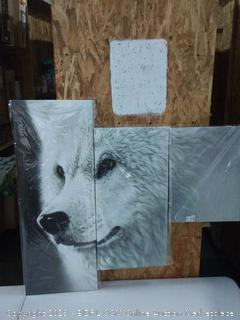 light wolf canvas