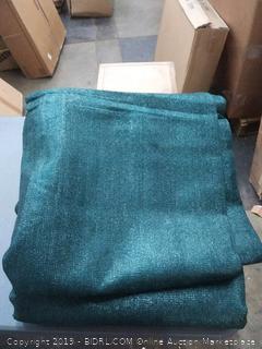 large green tarp