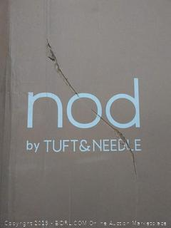 Nod by Tuft & Needle (FULL) Mattress, Bed in a Box, Responsive Foam
