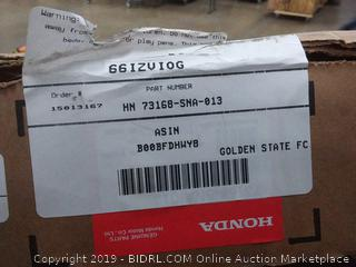 (row B floor)Honda part number hn 73168 - sna - 013