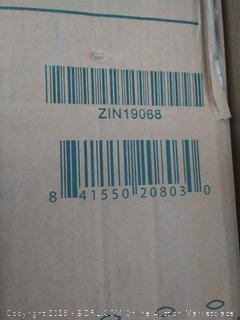 "Zinus (FULL) 4""memory foam mattress"