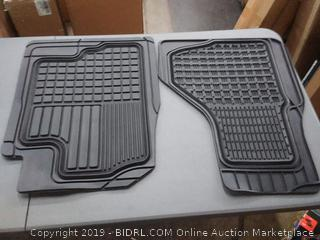 Custom Liners Heavy Duty Rubber Floor Mats for Dodge Ram