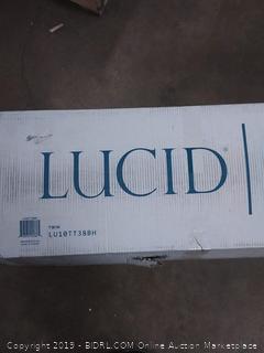 Lucid® 10 Inch Queen Hybrid Mattress