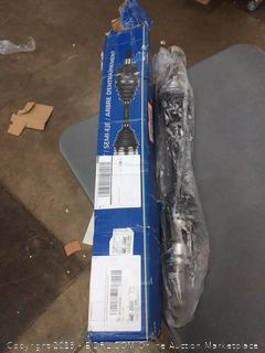 GSP drive shaft