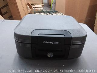 SentrySafe waterproof fire-resistant chest