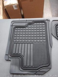 Custom Liners Heavy Duty Rubber Floor Mats for Dodge Ram