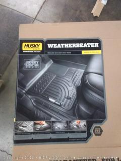 husky weatherbeater floor liners