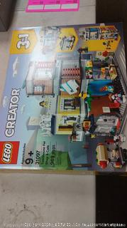 Lego creator - townhouse pet shop and cafe