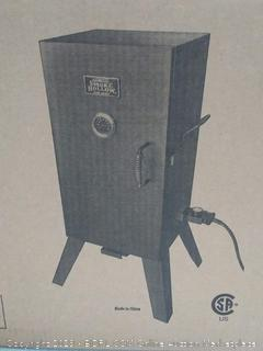 "Smoke Hollow 30"" Electric Wood Smoker (online $136)"