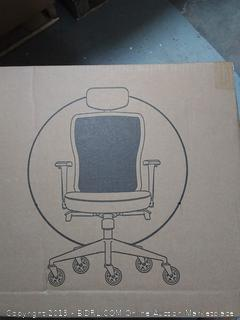 the office Oasis chair black(Factory Sealed) COME PREVIEW!!!!!