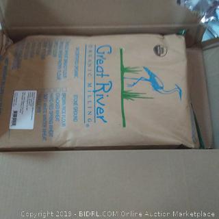 Great River organic Milling 25 lb bag