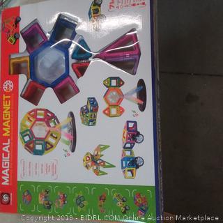 magical magnet creative set